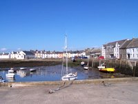Isle of Whithorn and Steam Packet