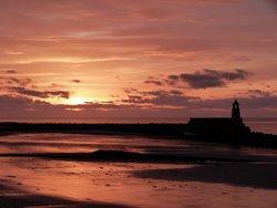 Port Logan Sunset