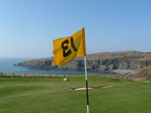 Enjoy a round at Portpatrick Dunskey Golf Club