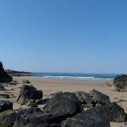 Killantringan Beach near Portpatrick