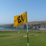Portpatrick Dunskey Golf Club - great scenery!