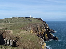 Mull of Galloway - Scotland's own Lands End