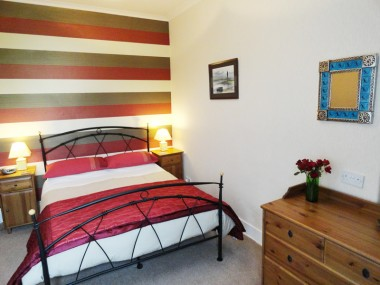 Double Bedroom at Rickwood House Hotel