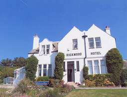 Rickwood House Hotel in Portpatrick