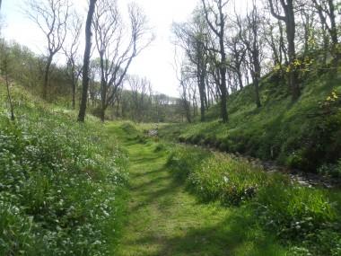 dunskey glen walk portpatrick